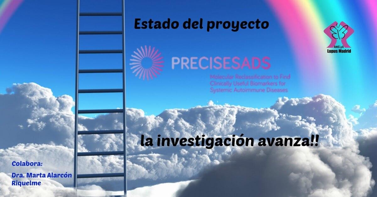 Estado del proyecto PRECISESADS