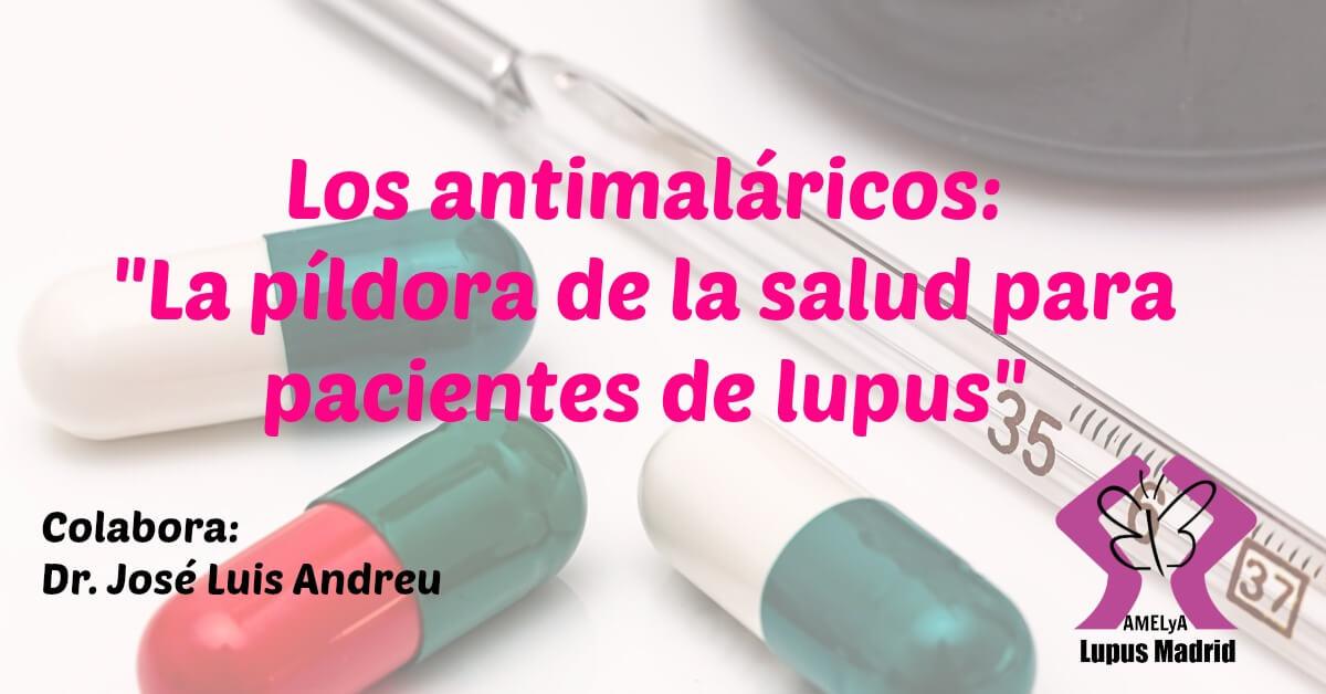 Los antimaláricos